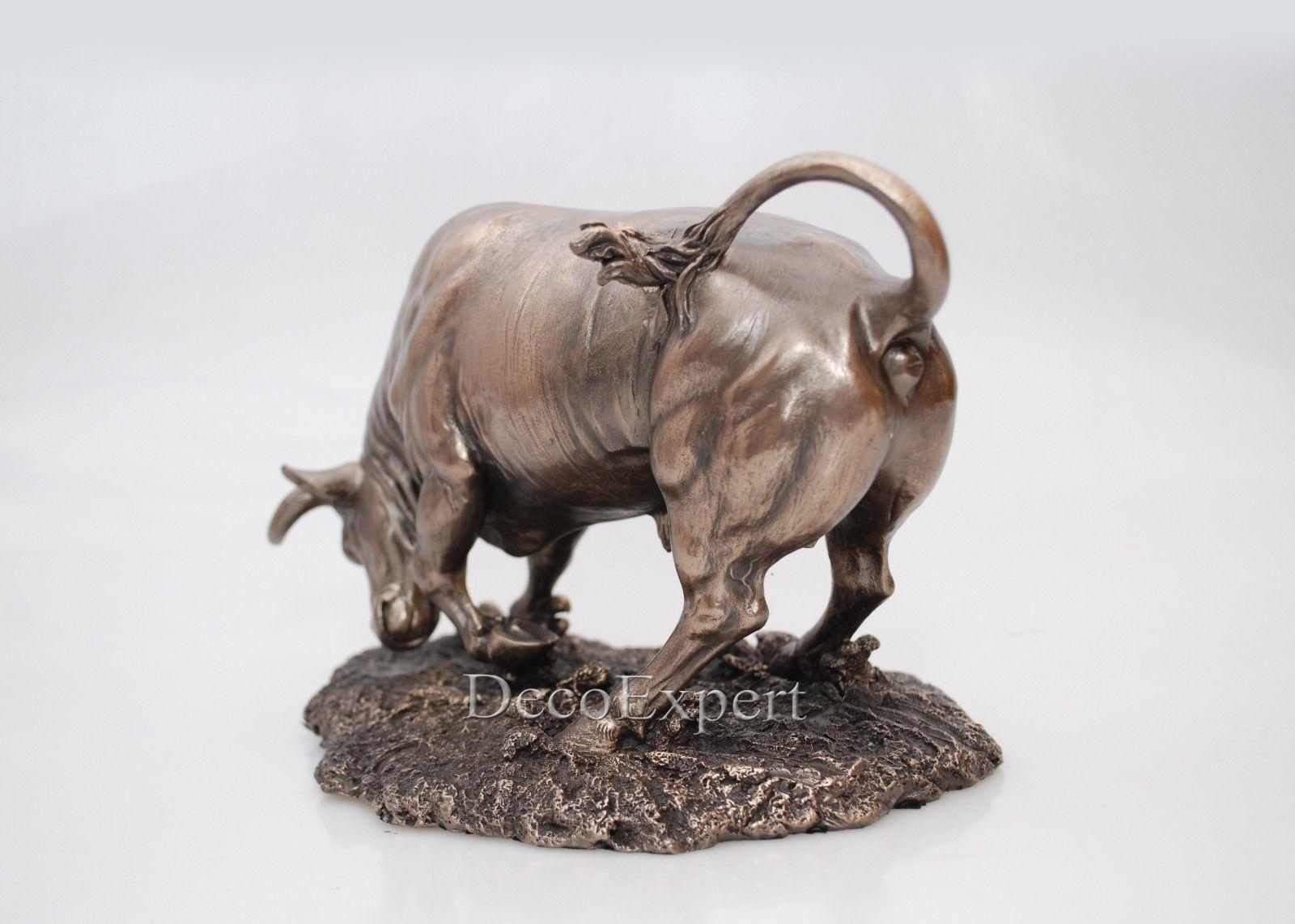 Fighting Bull Spanish bull fighting Charging Bull wall street * * Free Air Shipp