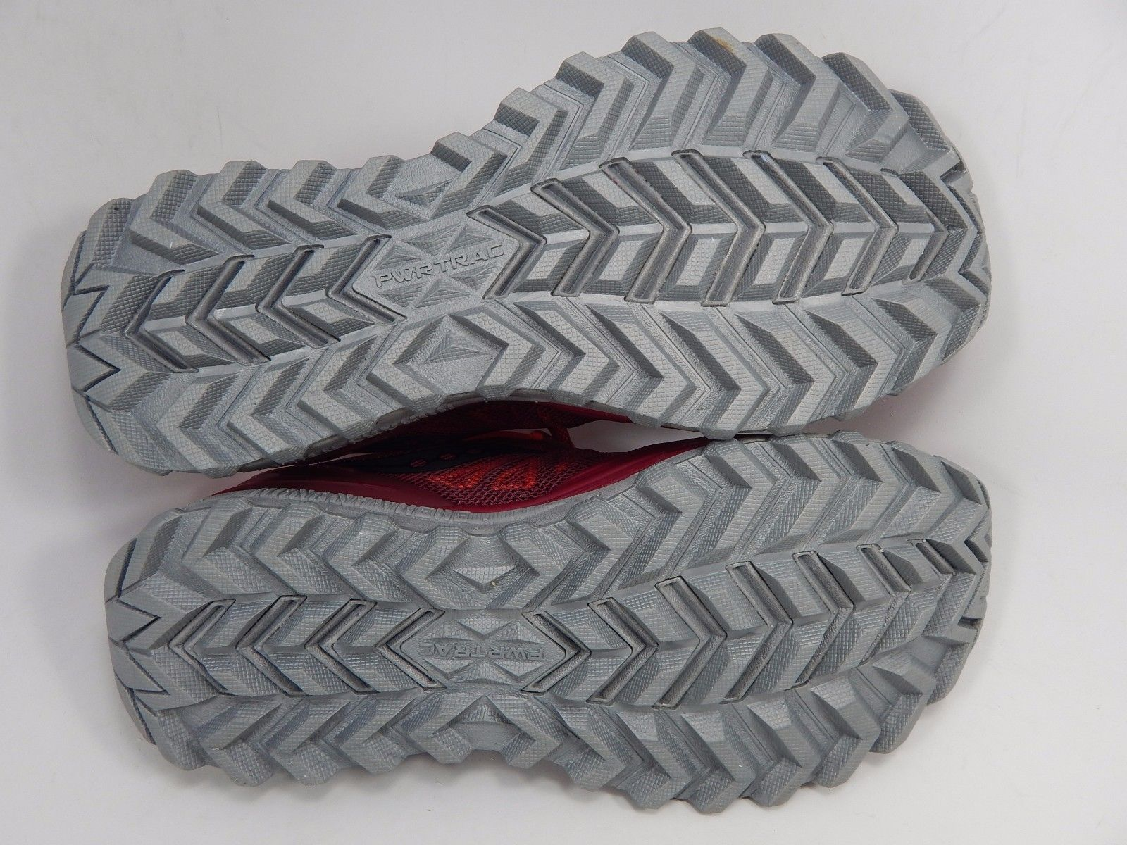 Saucony Xodus ISO 2 Women's Running Shoes Size US 8 M (B) EU 39 Berry S10387-1