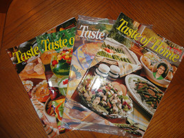 TASTE OF HOME MAGAZINE LOT OF 4 1997 & 1998 - $5.00