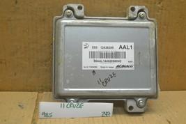 2011 Chevrolet Cruze Engine Control Unit ECU 12636386 Module 247-9B5 - $9.99