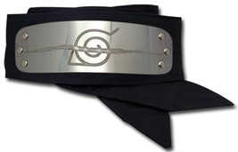 Great Eastern Naruto Anti Leaf Village Headband - $22.94