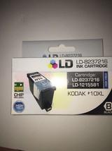 NIP LD Products LD-8237216 KODAK 10XL Ink Cartridge High Yield Black - New - $9.89