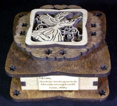 Angel Music Box- Angel 1- Personalized - $40.00