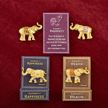 24 Lucky Elephant Key Magnets Wedding Favors Bridal Shower Favors - $49.01