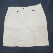 Jones New York Signature Women's Casual Pencil Skirt Size 8 Pockets - $13.54