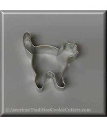"""3"""" Witch's Cat Metal Cookie Cutter #NA3014 - $1.75"""