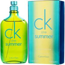 Ck One Summer By Calvin Klein Edt Spray 3.4 Oz (limited Edition 2014) - $30.50