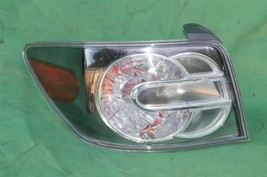 07-09 Mazda CX7 CX-7 Taillight Tail Light Passenger Right RH image 1