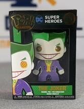 New Funko POP Pins DC Classic Joker #03 - $20.99