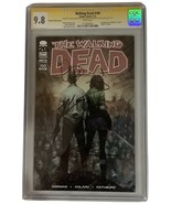 The Walking Dead #100 CGC 9.8 Signed by Kirkman,Adlard,Silvestri (1st. N... - $160.00