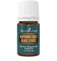 Young Living Essential Oils Black Spruce Northern Lights 5ml New Free Ship - $21.75
