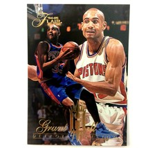 Grant Hill 1994-95 Fleer Flair Rookie Card #213 NBA HOF Detroit Pistons - $4.90