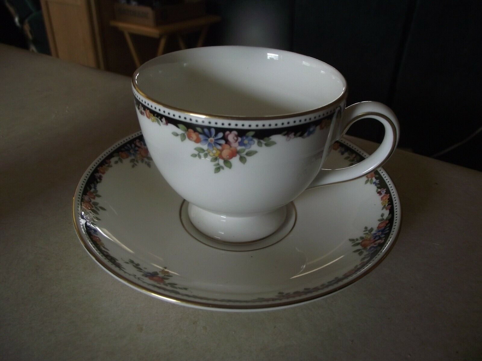 Wedgwood Osborne cup and saucer  9 available