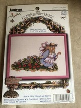 Janlynn Flutter Blossom FAMILY - Daisy 07-105 Counted Cross Stitch Kit - $6.88