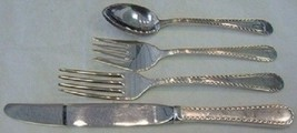 Winslow By Kirk Sterling Silver Regular Size Place Setting(s) 4pc - $219.00