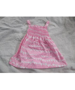 Park Bench Kids Girls Cotton Sun Dress size 12 ... - $10.89