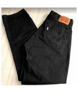 Levi's 505 Gray Men's Jeans 34 x 32 Straight - $23.98