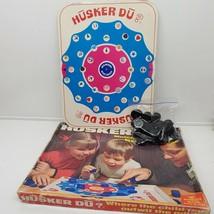 Vintage HUSKER DU? Board Game - Regina 1970 100% Complete - $53.46