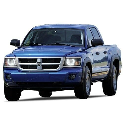 Primary image for for Dodge Dakota 08-11 White LED Halo kit for Headlights