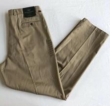 NEW Dockers Premium Classic Fit Odyssey Twill Pleated Pants Khakis 38 x ... - $29.99
