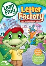 LeapFrog: Letter Factory - $11.48