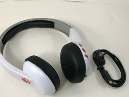 White Skullcandy Uproar Bluetooth Wireless Headphones OnBoard Mic Remote... - $24.95