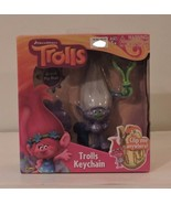 Dreamworks Trolls Keychain - Guy Diamond with Bug Brush by Trolls - $11.24