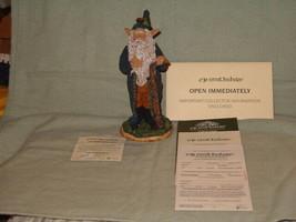 VINTAGE CP SMITHSHIRE 7306-000 MERLINTHE SKALD GNOME NIB - $24.00