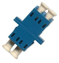 Fiber Optic Adapter LC to LC Singlemode Duplex - $5.84