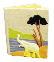 Mr. Ellie Pooh Small Notebook, White SNB-White - $34.21 CAD