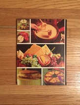 Vintage 1966 Better Homes and Gardens Cooking with Cheese Cookbook- hardcover image 5