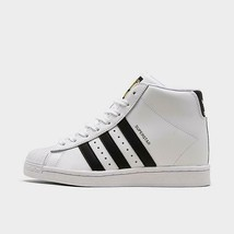 NIB*Adidas Superstar Up Sneaker*Womens*White Black*Size 6-10 - $150.00