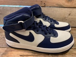 new style bbb7e 341f3 Nike Air Force 1 Medio 3907 Uomo Scarpe Numero 11.5 Nuovo 315123