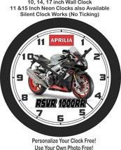 2020 Aprilia RSVR 1000RR Superbike Wall Clock-Free USA Ship-Benelli, Tri... - $28.70+