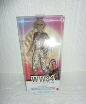 New in Box Mattel WW84 Wonder Woman Film CHEETAH DOLL   - $38.69