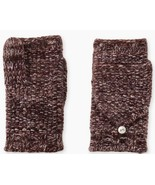 UGG Gloves Cashmere Flip Mitt Pop Top Mittens Port or Oatmeal - $54.99