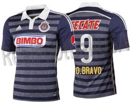 ab1d0b099bbbb Adidas Omar Bravo Chivas De Guadalajara Away Jersey 2014. -  130.00