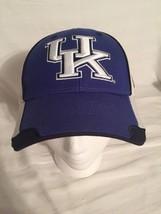 University Kentucky Wildcats Baseball Hat Cap Adjustable UK. Drew Pearson Stitch - $14.49