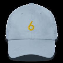 Nick Nurse Hat / 6 Hat / Nick Nurse Dad hat image 10