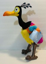 DISNEY PARKS EXCLUSIVE PIXAR'S UP KEVIN BIRD PLUSH NEW WITH TAG - $39.18