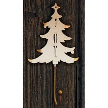 Christmas Joy Metal Wall Hook Wreaths Decor - $28.21