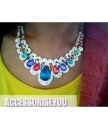 Gold fashion necklaceset - $10.00