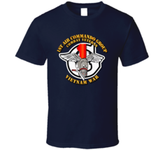 Usaf -1st Air Commando Group - Vietnam War  With Txt T Shirt - $22.99+