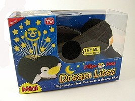 Mini  Playful Penquin Night Light Pillow Pets By Dream Lite In Box - $9.89