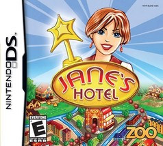 Jane's Hotel - Nintendo DS [video game] - $42.80