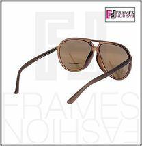 GUCCI GG1094S Aviator Brown Translucent POLARIZED Sunglasses Unisex 1094 1090  image 4