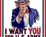 World war i   uncle sam   i want you   patriotic poster small thumb155 crop