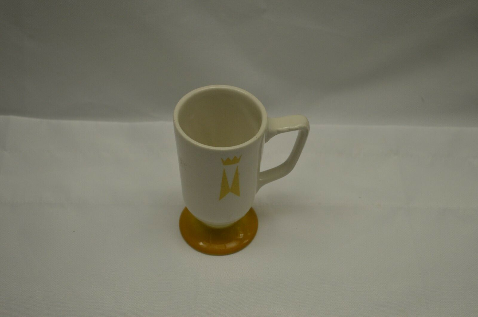 VTG Homer Laughlin Marriott Gold Crown Irish Coffee Mug