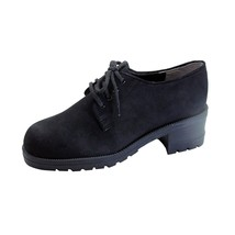 PEERAGE Masie Wide Width Leather Lace Up Oxford Shoes - $44.95