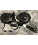 Vintage Airplane Audio Headphones - Continental Airlines - Pre-Owned - $3.95